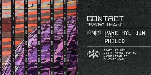 CONTACT: Park Hye Jin