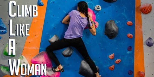 Climb Like A Woman