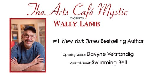 Wally Lamb at The Arts Café Mystic
