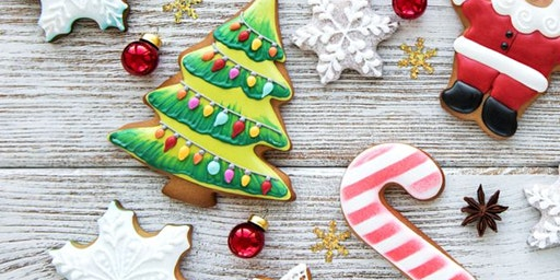 Class 2 Kids Holiday Cookie Decorating