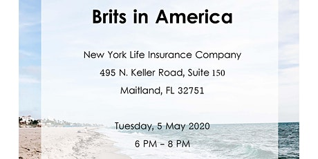 Brits in America tickets