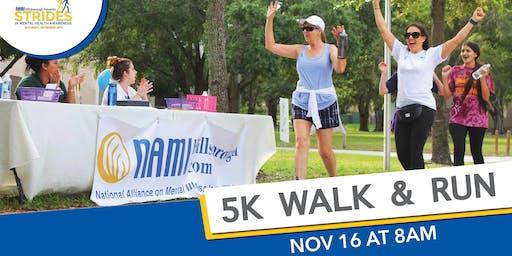 4th Annual Strides for Mental Health Awareness Run/Walk & Health Fair