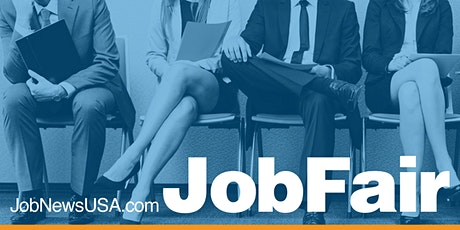 JobNewsUSA.com Tampa Job Fair - May 7th tickets