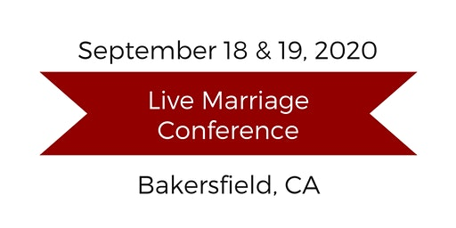 Love and Respect Live Marriage Conference - California