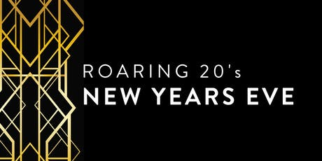 Roaring 20's NYE at Q Cigar Room tickets
