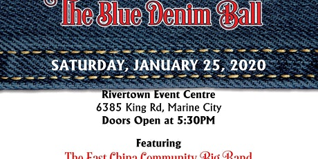 Blue Denim Ball tickets