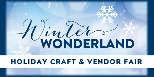 Winter Wonderland Holiday Craft & Vendor Fair Application