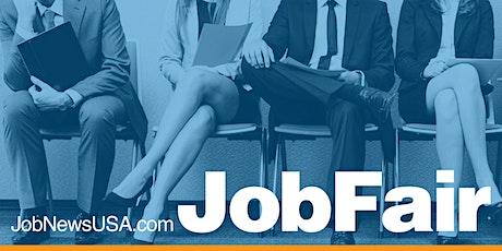 JobNewsUSA.com Tampa Job Fair - September 15th tickets