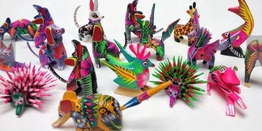 Alebrije Painting for Everyone