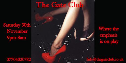 The Gate Club 30th November