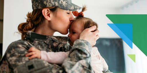 Thank You for Your Service: An Event for Women Veterans and the Women who Stand by Them