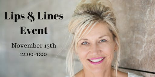 Lips and Lines Event