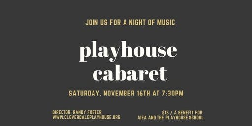 Playhouse Cabaret