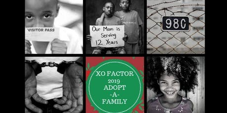 XO Factor's 5TH Annual Adopt-A-Family Holiday Event tickets