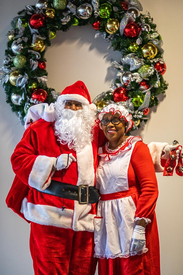 Hyde Park Holly-Day: Mama Fresh Chicago presents Soul Santa & Mrs. Claus image