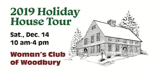 2019 Holiday House Tour by The Woman's Club of Woodbury