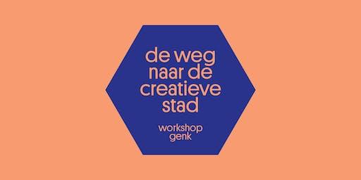 Workshop: De weg naar de creatieve stad (Genk)