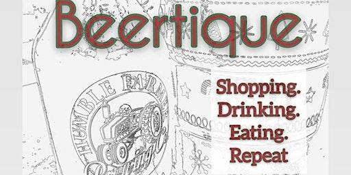 Beertique -shop local vendors