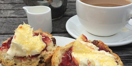 Scones and Jam tickets