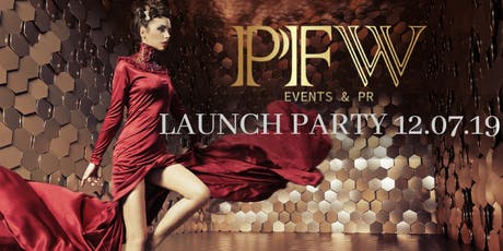 PFW Events & PR Launch Party tickets