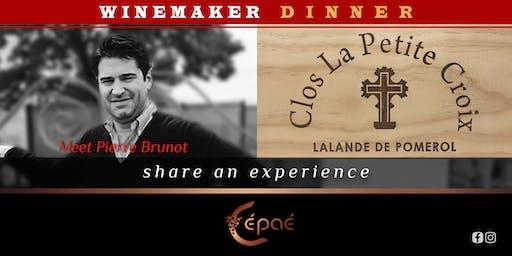 Winemaker Dinner - Clos La Petite Croix, Lalande de Pomerol