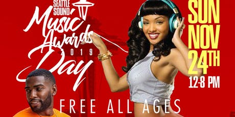 Seattle Sound Music Awards Day | Free Citywide Celebration tickets