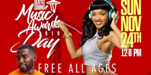 Seattle Sound Music Awards Day | Free Citywide Celebration