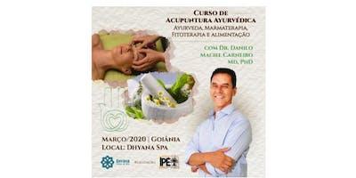 CURSO DE ACUPUNTURA AYURVÉDICA