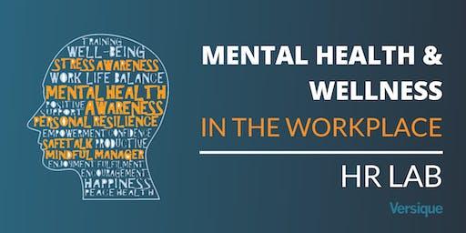 Versique HR Lab: Mental Health & Wellness