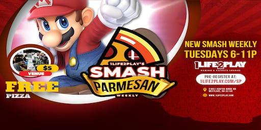 Smash Parmesan