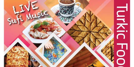 Turkic Food and Art Festival tickets
