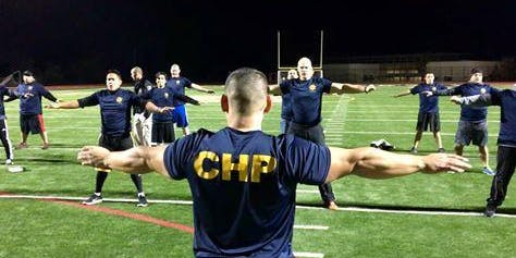 CHP Applicant Preparation Program (APP) Workout- Vallejo