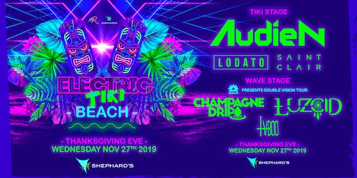 Electric Tiki Beach 2019