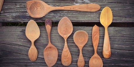 Wooden Spoon Carving Workshop - With Jeffrey Hart tickets