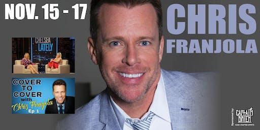 Comedian Chris Franjola live in Naples, Florida