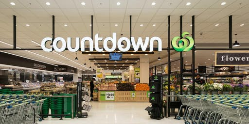 What is Countdown Looking for from Suppliers with Regard to Sustainability - SOLD OUT