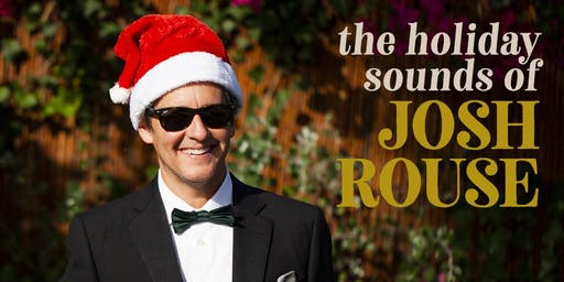 The Holiday Sounds of Josh Rouse (full band!), Joe Pisapia