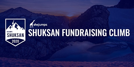 SheJumps Shuksan Fundraising Climb 2020 tickets