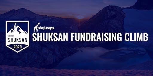 SheJumps Shuksan Fundraising Climb 2020