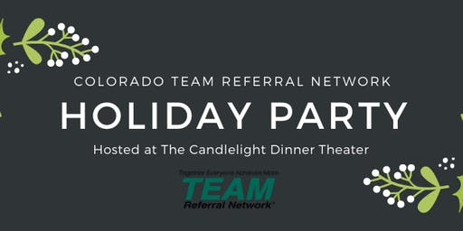 TEAM Referral Network Holiday Party