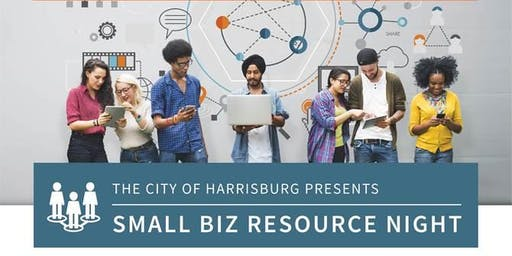 Small Business Resource Night