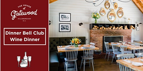 House at Gatewood Dinner Bell Club with Tyler - December tickets