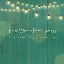 The Wedding Team logo