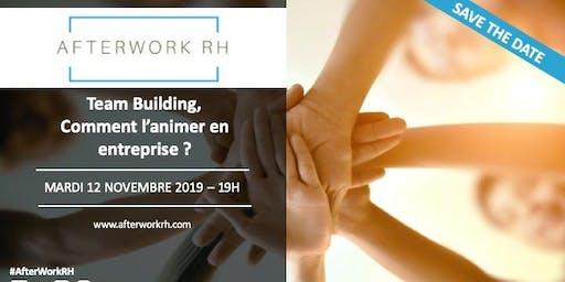 Afterwork RH Bordeaux : Team building, Comment l'animer en entreprise ?