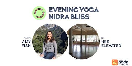 Evening Yoga Nidra Bliss
