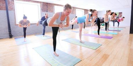 Yoga Strength & Movement tickets