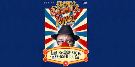 Franco Escamilla tickets