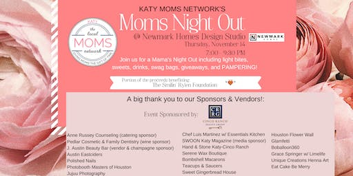 Katy Moms Network's Moms Night Out