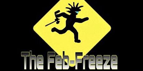 The Feb-Freeze Paintball OCR Run tickets