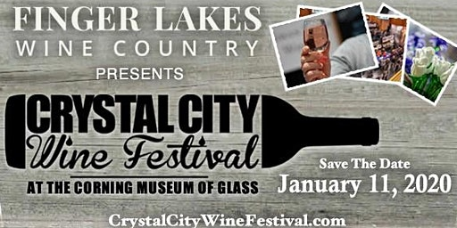 The Crystal City Wine Festival at The Corning Museum of Glass